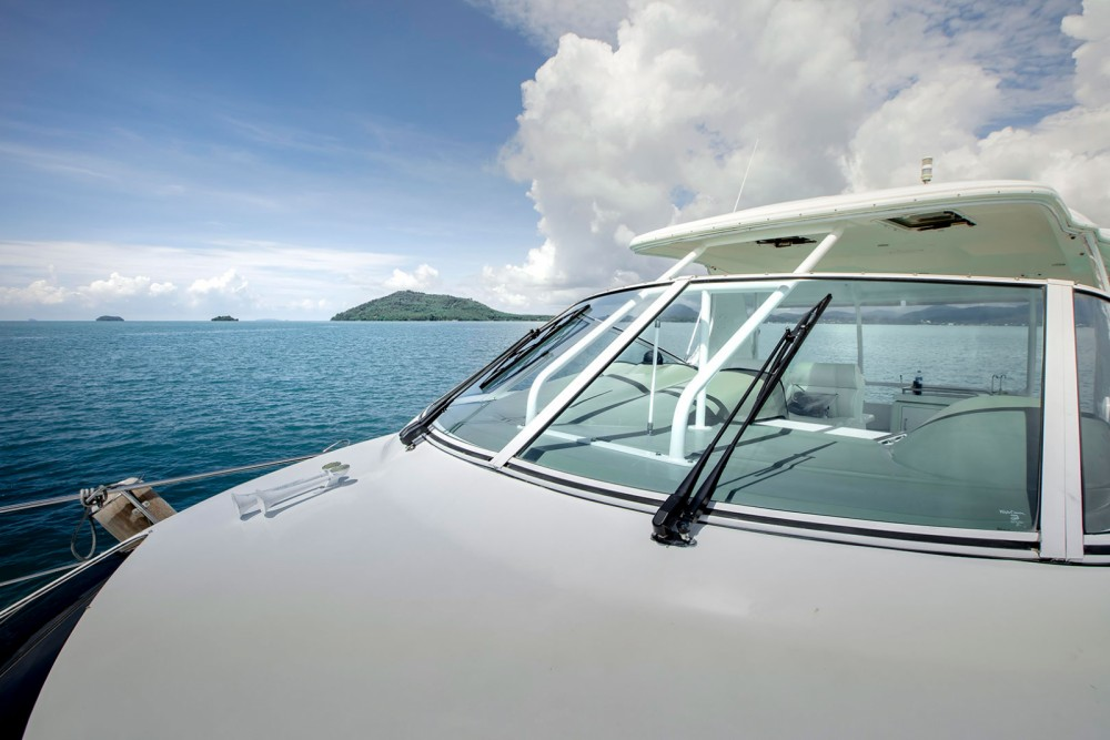Rental Motorboat Cruisers with a permit