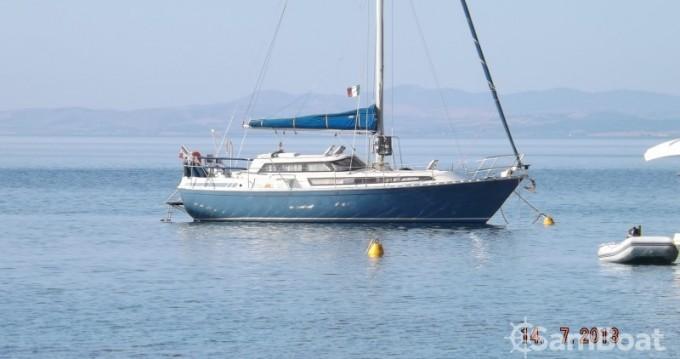 Rental yacht Propriano - Bénéteau Evasion 34 on SamBoat