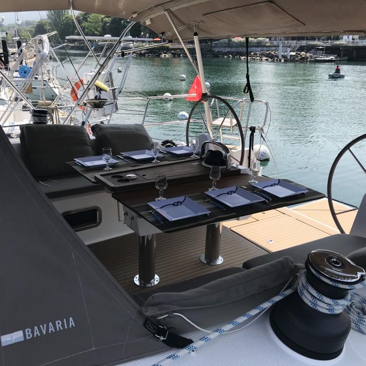 Boat rental Bavaria Cruiser 51 in Liguria on Samboat