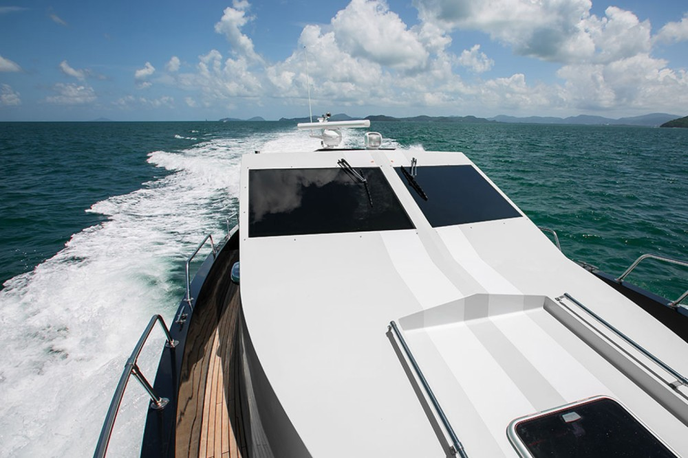 Hire Motorboat with or without skipper SPLO Phuket Province
