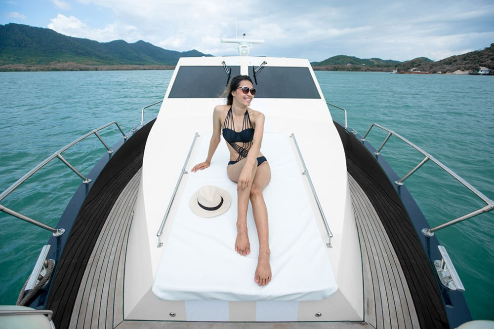 Rental Motorboat in Phuket Province - SPLO SPLO 42