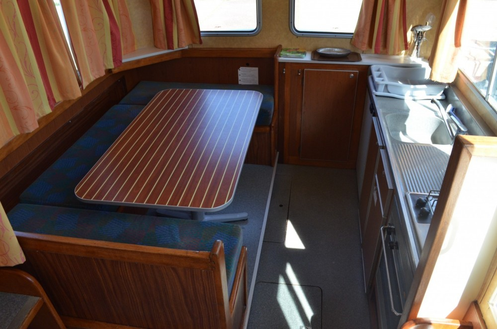 Rental Canal boat in Agde - Les Canalous Pénichette 1107W