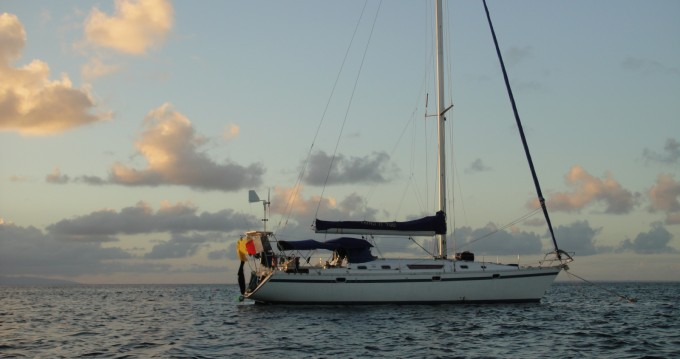 Boat rental Pointe-à-Pitre cheap Gib Sea 464