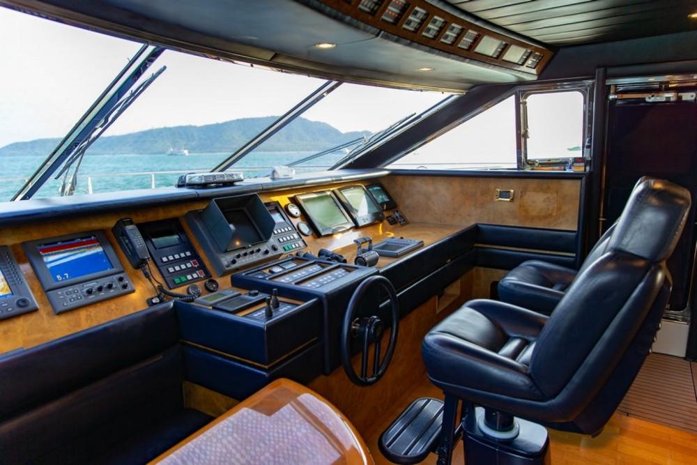 Rental Yacht Technema with a permit