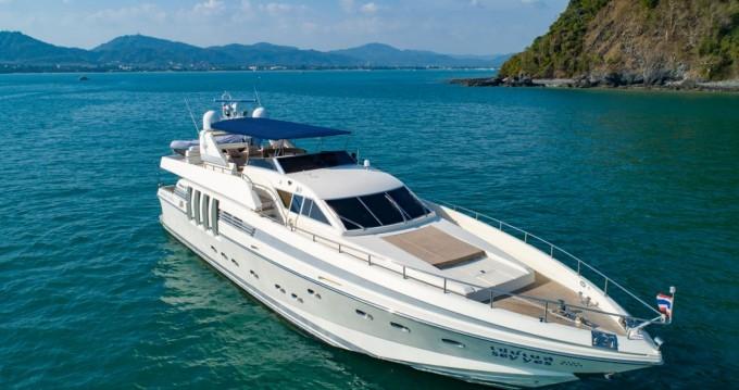 Boat rental Ao Chalong cheap Technema 89
