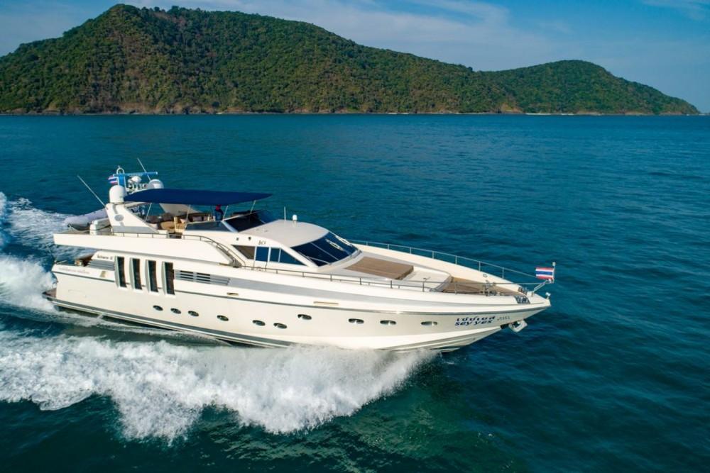 Rental Yacht in Phuket Province - Technema Technema 89