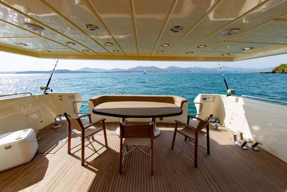 Boat rental Phuket Province cheap Technema 89