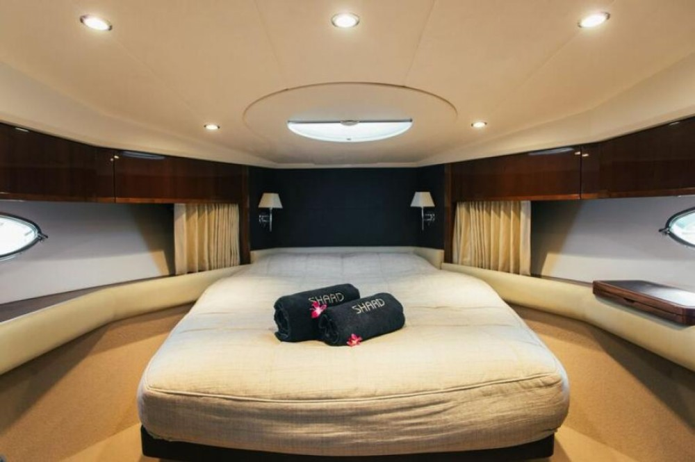 Hire Yacht with or without skipper Princess Phuket Province