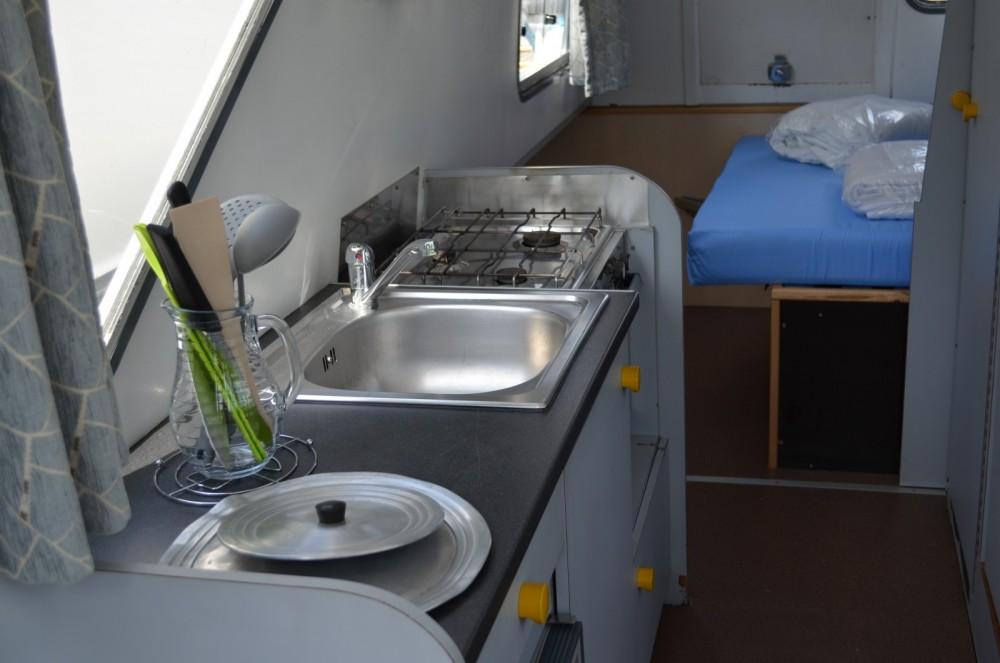 Boat rental Colombiers cheap Espade 850 Fly