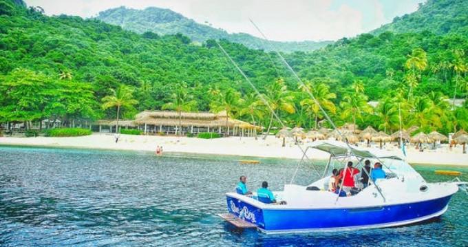 Boat rental Port Castries cheap Bahia Mar
