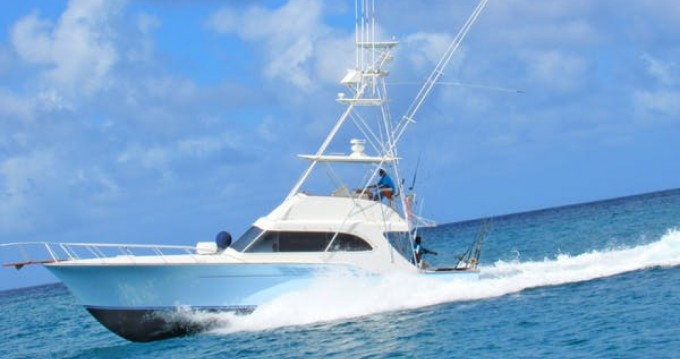 Boat rental Buddy Davis Buddy Davis 47ft in Port Castries on Samboat