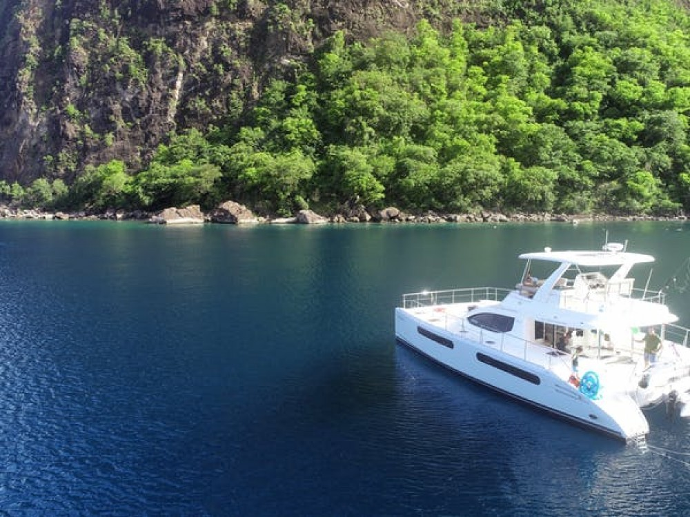 Catamaran for rent Castries at the best price