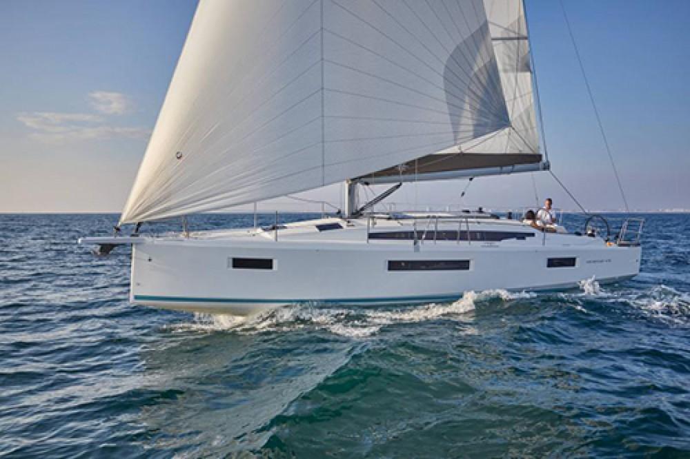 Rental yacht Volos Municipality - Jeanneau Sun Odyssey 410 on SamBoat