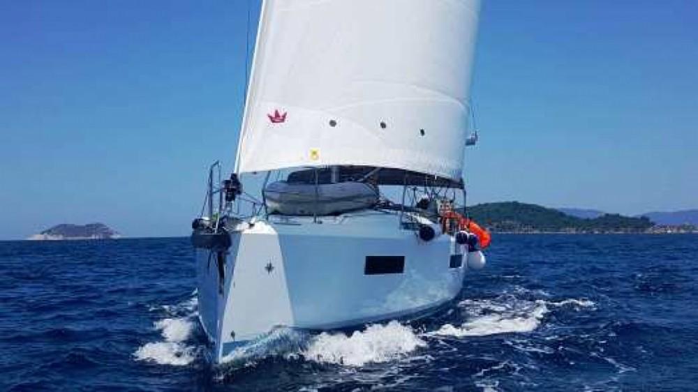 Rental Sailboat in Volos Municipality - Jeanneau Sun Odyssey 440