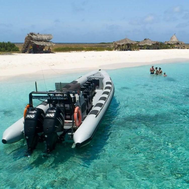 Rental yacht Willemstad - Rib Bora 929 on SamBoat