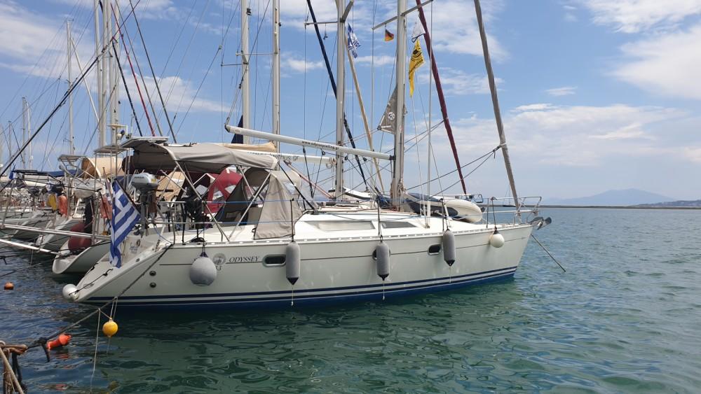 Rent a Jeanneau Sun Odyssey 33 Volos Municipality