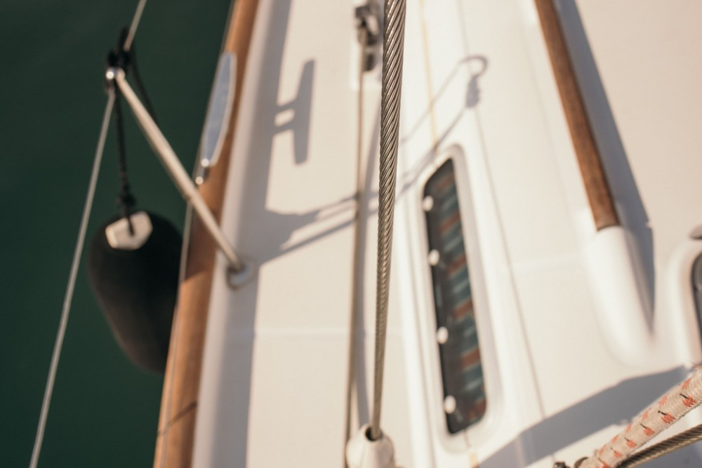 Rental Sailboat in Volos Municipality - Oceanis Clipper 411