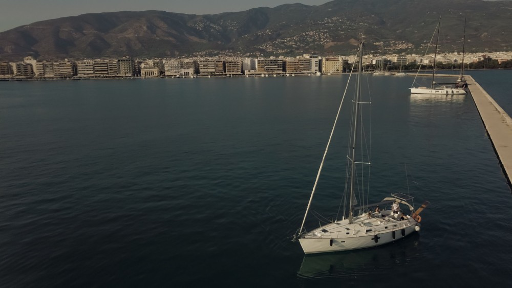 Hire Sailboat with or without skipper Oceanis Volos Municipality