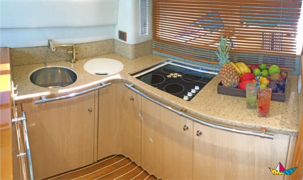 Boat rental Angra dos Reis cheap Squadron 60