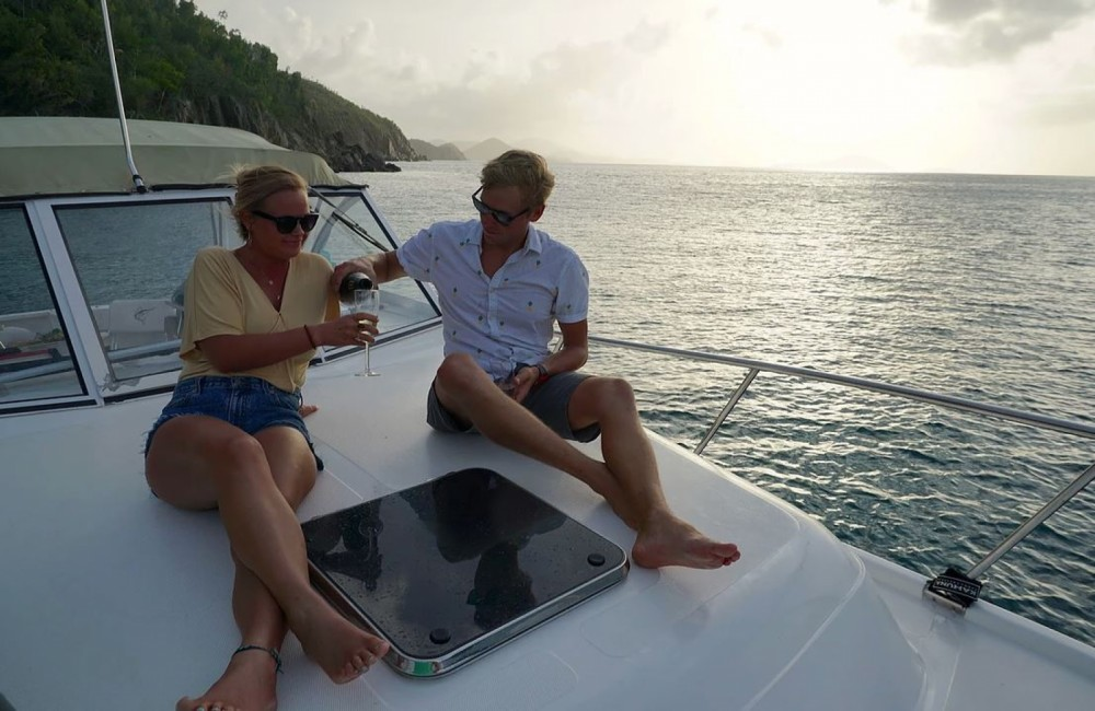 Mainship Pilot 30' between personal and professional US Virgin Islands