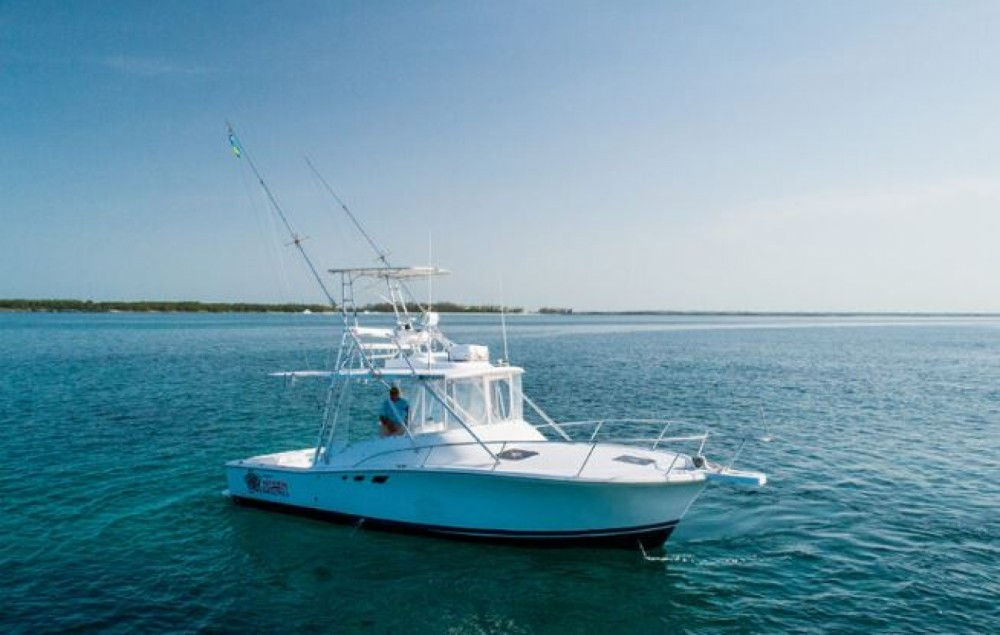Hire Motorboat with or without skipper Luhrs Nassau