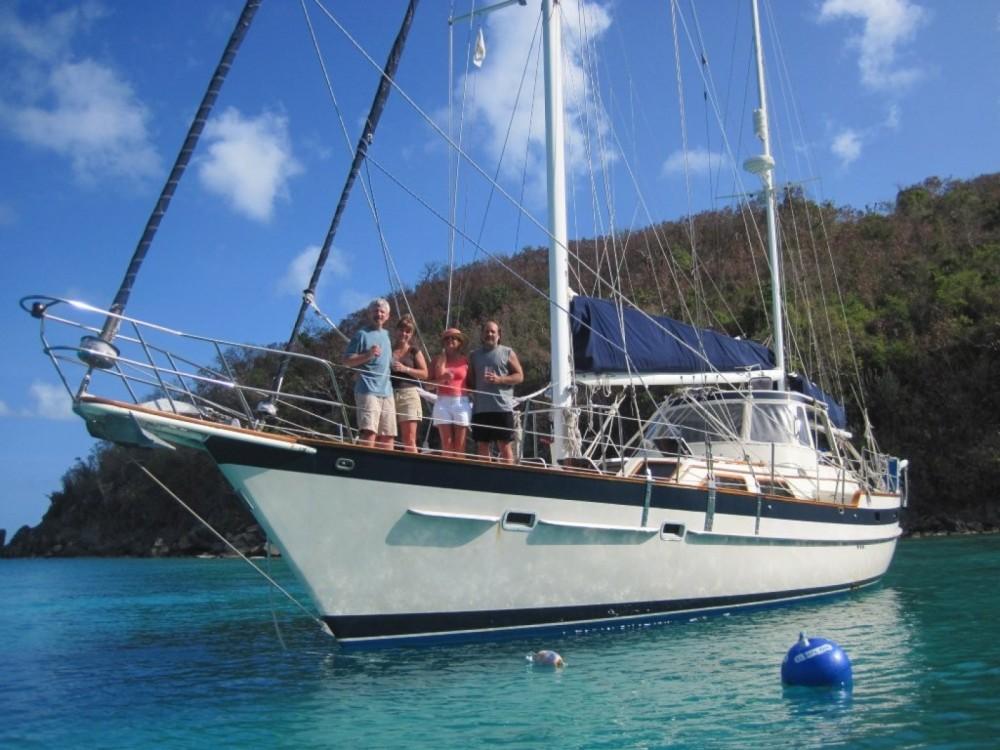 Rental Sailboat in US Virgin Islands - Irwin Irwin 52 Mark II