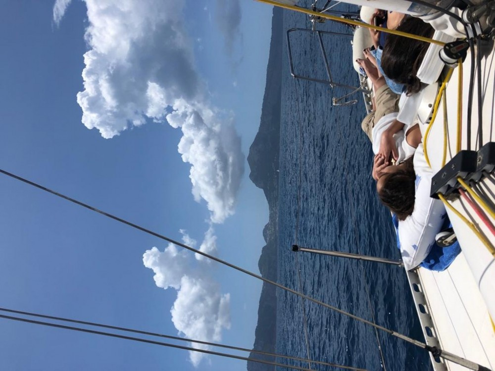 Hire Sailboat with or without skipper Avallone Rizzardi Sorrento