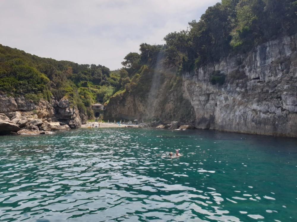 Rental Sailboat Avallone Rizzardi with a permit