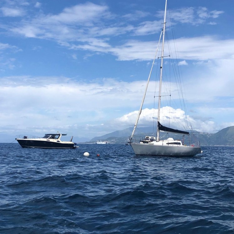 Rental Sailboat in Sorrento - Avallone Rizzardi Duck
