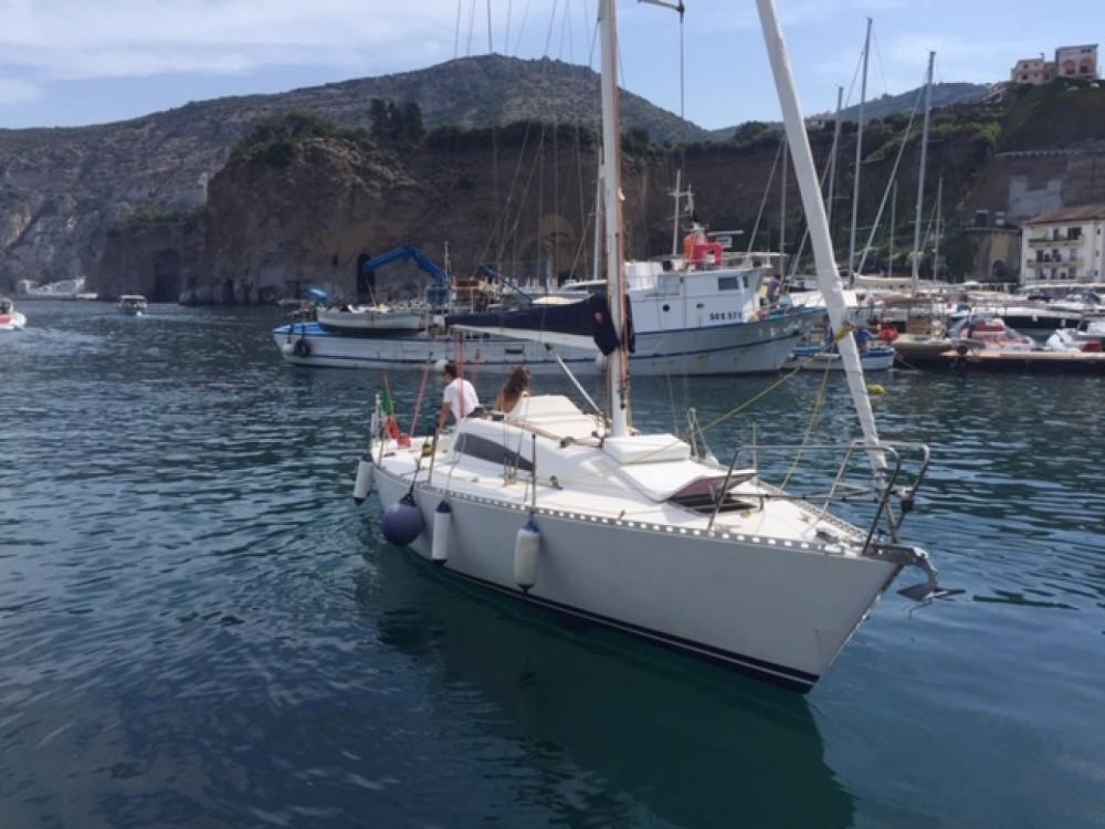 Boat rental Avallone Rizzardi Duck in Sorrento on Samboat