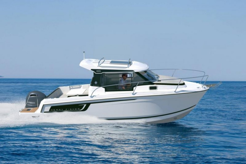Hire Motorboat with or without skipper Jeanneau Quiberon