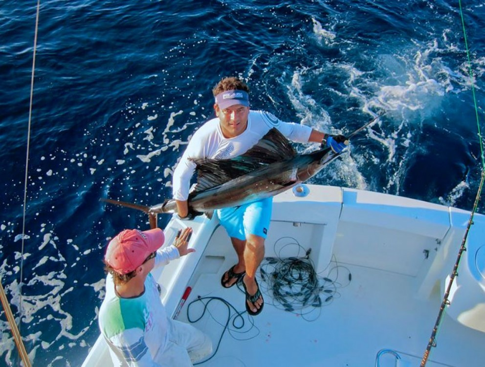 Hatteras Sport fish 45 between personal and professional Willemstad