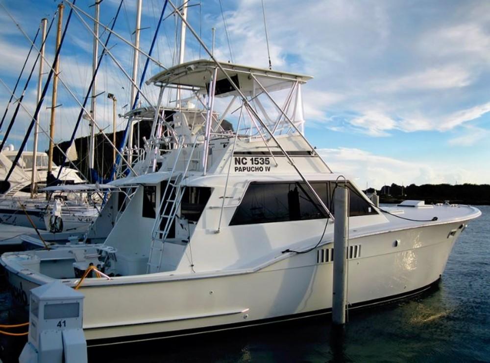Boat rental Willemstad cheap Sport fish 45