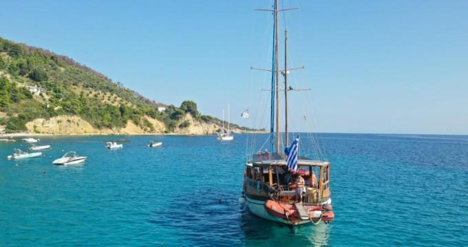 Rental yacht Volos - Kit Marine Wood Sailing boat 65 fit on SamBoat
