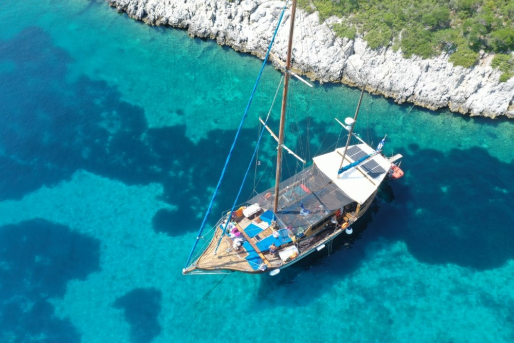 Hire Sailboat with or without skipper Kit Marine Volos Municipality