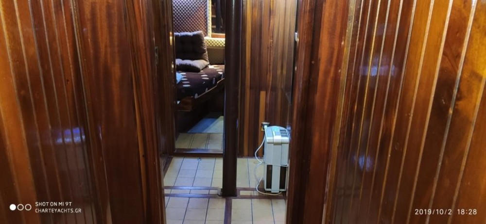 Boat rental Volos Municipality cheap Wood Sailing boat 65 fit