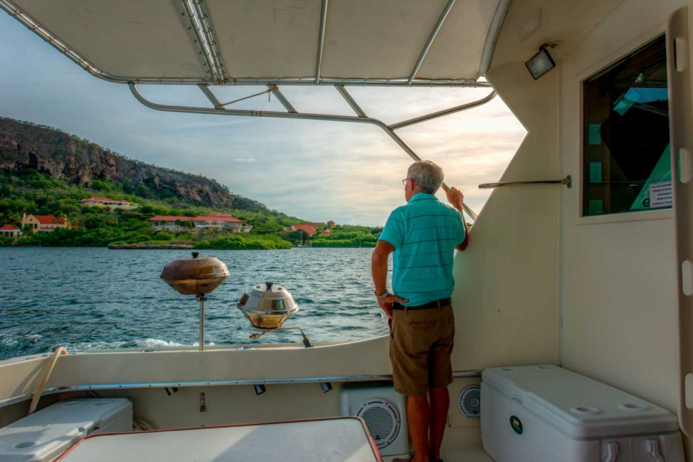 Hire Motorboat with or without skipper Hatteras Newport