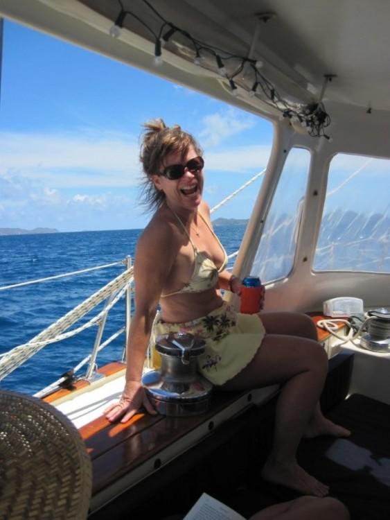 Boat rental Irwin Irwin 52 Mark II in US Virgin Islands on Samboat
