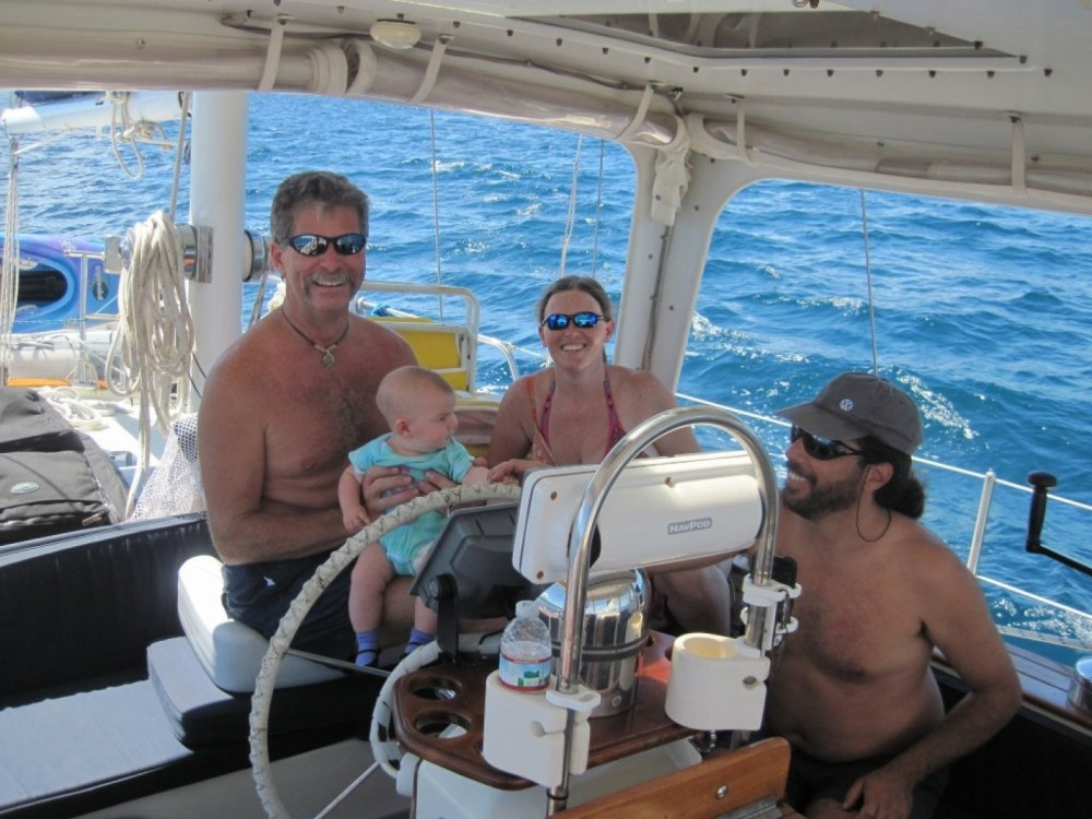 Hire Sailboat with or without skipper Irwin US Virgin Islands
