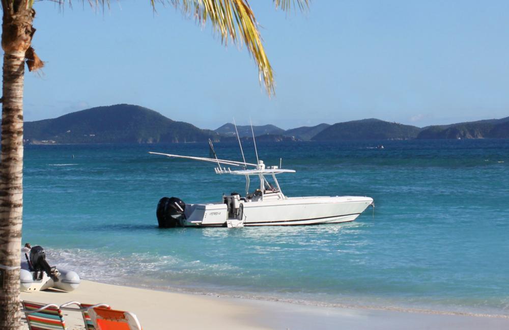 Boat rental Intrepid 35 open in  on Samboat