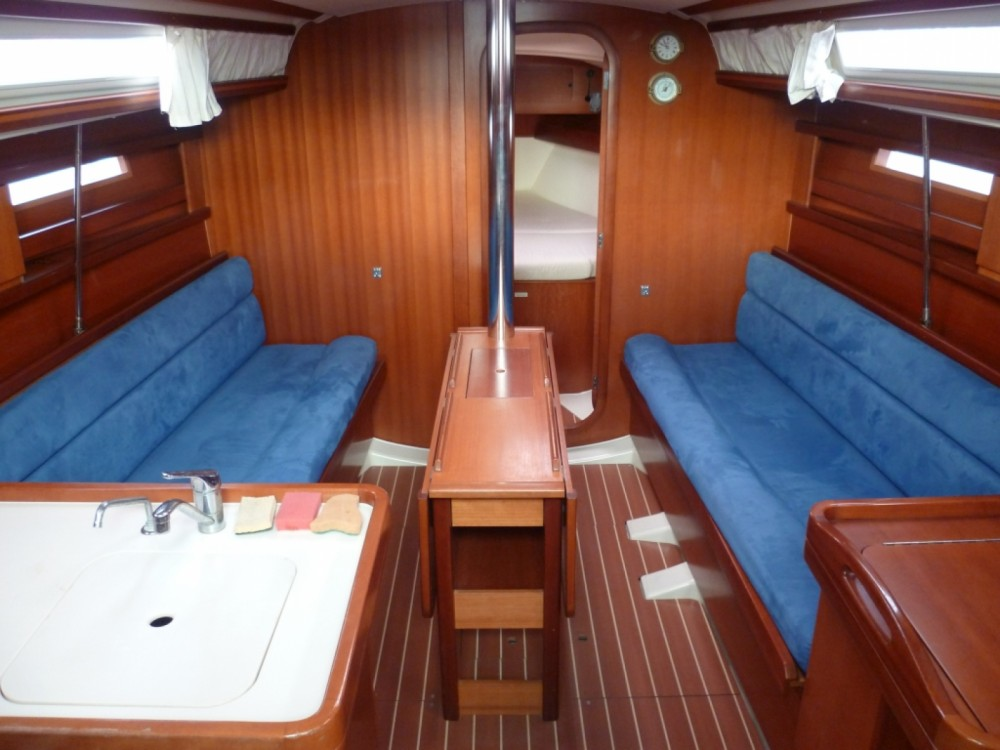 Boat rental Agde cheap Dufour 325 Grand Large