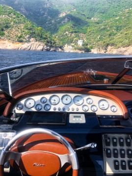Hire Motorboat with or without skipper Aquariva Portofino