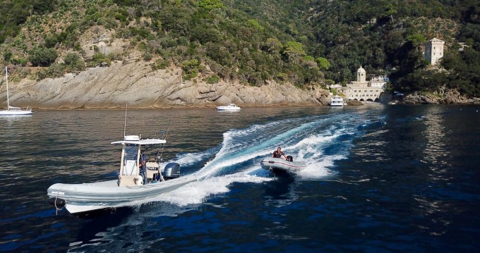 Hire RIB with or without skipper Novamarine Portofino