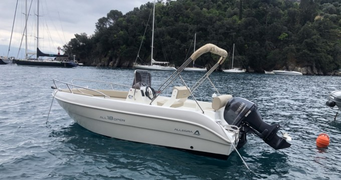 Hire Motorboat with or without skipper Allegra Boats Portofino