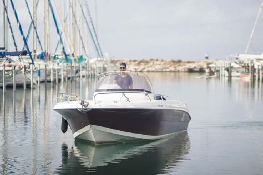 Boat rental Palavas-les-Flots cheap Pacific Craft 625 Open