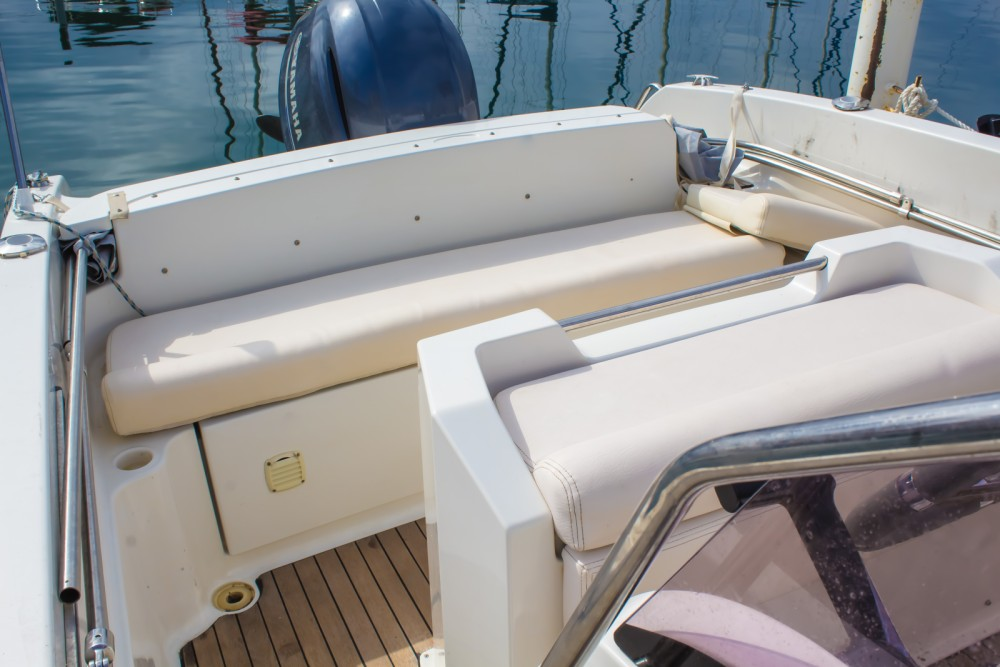 Hire Motorboat with or without skipper Pacific Craft Palavas-les-Flots