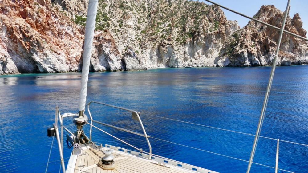 Rental Sailboat in Athens - Euro-Alfa-Yachts Alfa 51 Lux