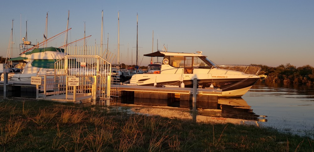 Hire Motor boat with or without skipper Quicksilver Audenge