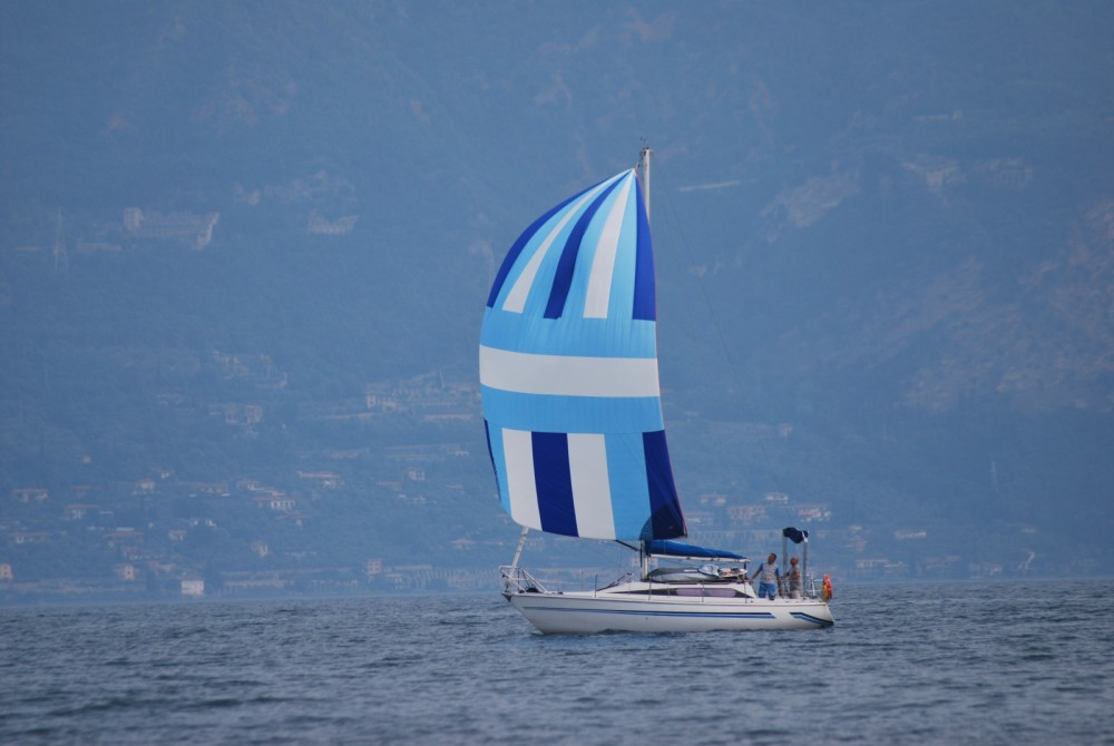 Rental Sailboat Comet  with a permit