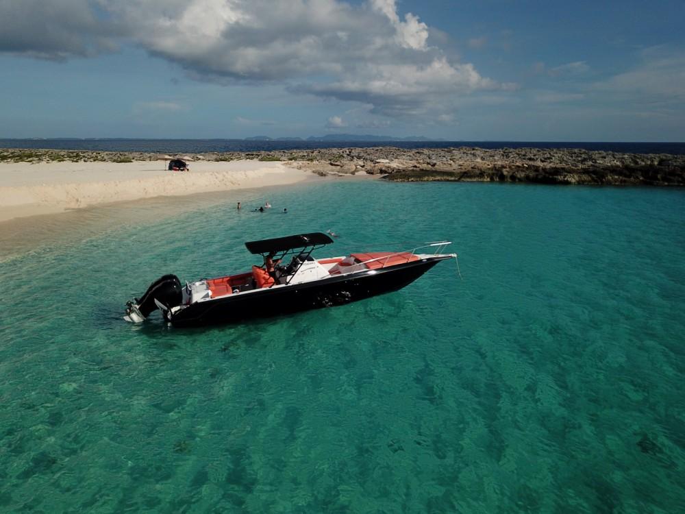 Rental yacht Saint Martin (France) - DONZI ZF 35 on SamBoat